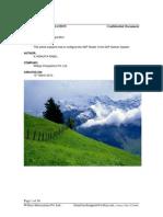 8.SAP Router Configuration