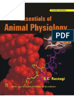 Essentials of Animal Physiology