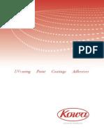 Kowa Chemicals Catalog Feb11 v3