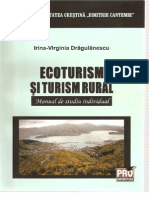Ecoturism Si Turism Rural