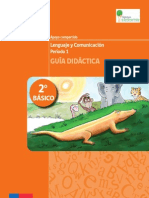 2basico-Guia Didactica Lenguaje y Comunicacion