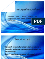 tintirea inflatiei