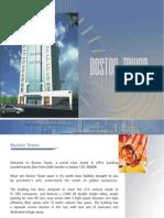 Boston Towers 2009