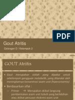 PPT Gout Atritis