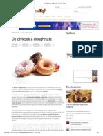 De Olykoek a Doughnuts