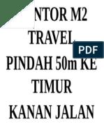 Kantor m2 Travel
