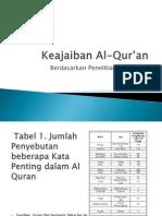 Keajaiban Al Qur An