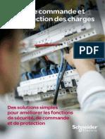 Guide de Commande Et de Protection Des Charges