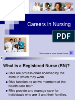 Careers in Nursing Presentation