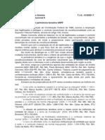 ADPF Pode Ser Reconhecida Como ADI Pelo STF