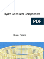 Final Hydro Generator Components