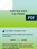Kinetika Kimia