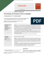 Herramientas Pa Educacion Radiologica