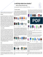 Poster Apps for Chemistry Pittcon 2014