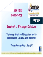 SAME2012_Session4_Packaging Solutions -