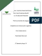 competencia en comunicacion linguistica