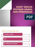 Audit Siklus Piutang Usaha