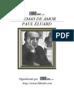 Eluard Paul - Poemas de Amor [Doc]
