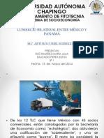 Comercio Bilateral Entre México y Panamá