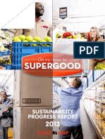 Delhaize Group Sustainability Progress Report 2013