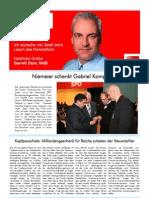 Newsletter November 2009