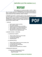 Trafomix Informacion
