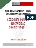 2 Nuevo Codigo Nacional de Electricidad- Suministro 2011