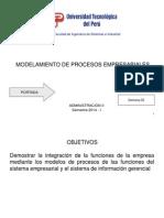 Semana 03 Modelamiento de Procesos Empresariales