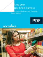 Accenture Making Your Supply Chain Famous