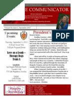 Newsletter 9.13