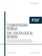 Ideological Discourse of Culture (The Sociological Review, 1/2012)