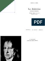 Hegel - La Dialettica