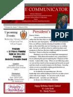 Newsletter 3.14
