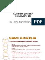 Sumber-sumber Hukm Islam