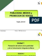 Sesion 03 Publicidad y El Comportamiento Del Consumidor
