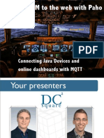 Eclipsecon MQTT Dashboard Session