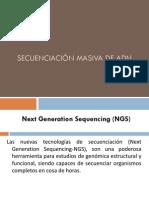 Secuenciación Masiva de ADN