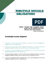 4. Contributii Sociale Obligatorii