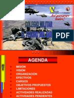 Informacion de Comando Colegio Militar 2011