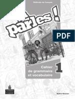 Cahier Gram Et Voc