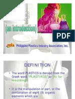 00 PLASTICS Introduction