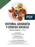 Libro Ciencias Sociales Sexto
