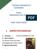 Diapositivas Virreinato Del Peru Ok