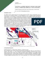 Límites Estratigráficos Para Las Series Triásico- Jurásicas Del Perú