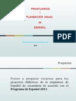 Prontuarios Español