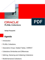 Oracle Collections