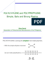 Polyethylene and Polypropylene