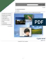 Dsc-hx200 Hx200v Guide En