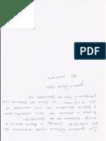 Carta de Proprio Punho