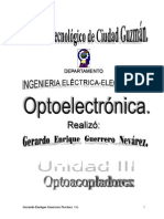 Unidad IIIa Optoacopladores